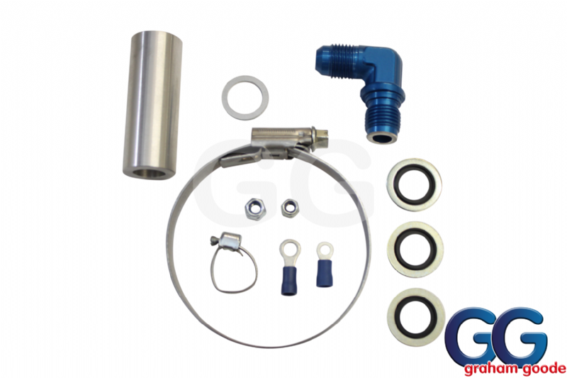 Ford Escort Cosworth RS Group N Fuel Pump Fitting Kit GGR975